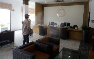 Dịch vụ diệt côn trùng cho khách sạn