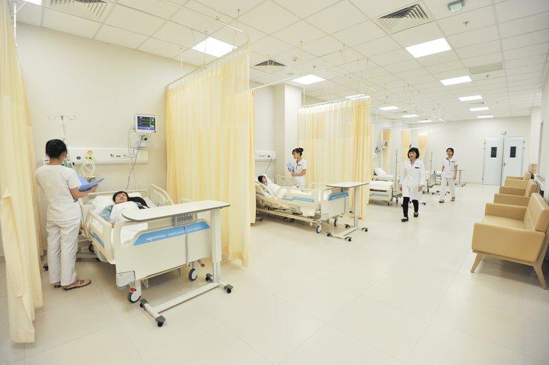 Phòng khám, bệnh viện trở nên sạch sẽ và thoải mái hơn khi không có sự xuất hiện của côn trùng