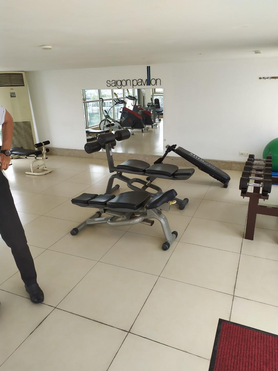 Dịch vụ khử khuẩn cho văn phòng, phòng tập gym hiệu quả